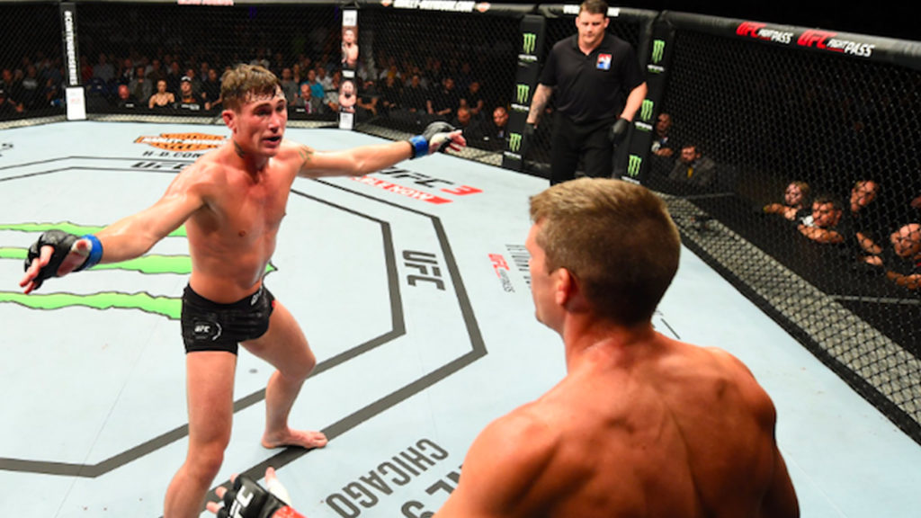 Twitter Reacts To Darren Till's UFC Liverpool Win Over Stephen Thompson