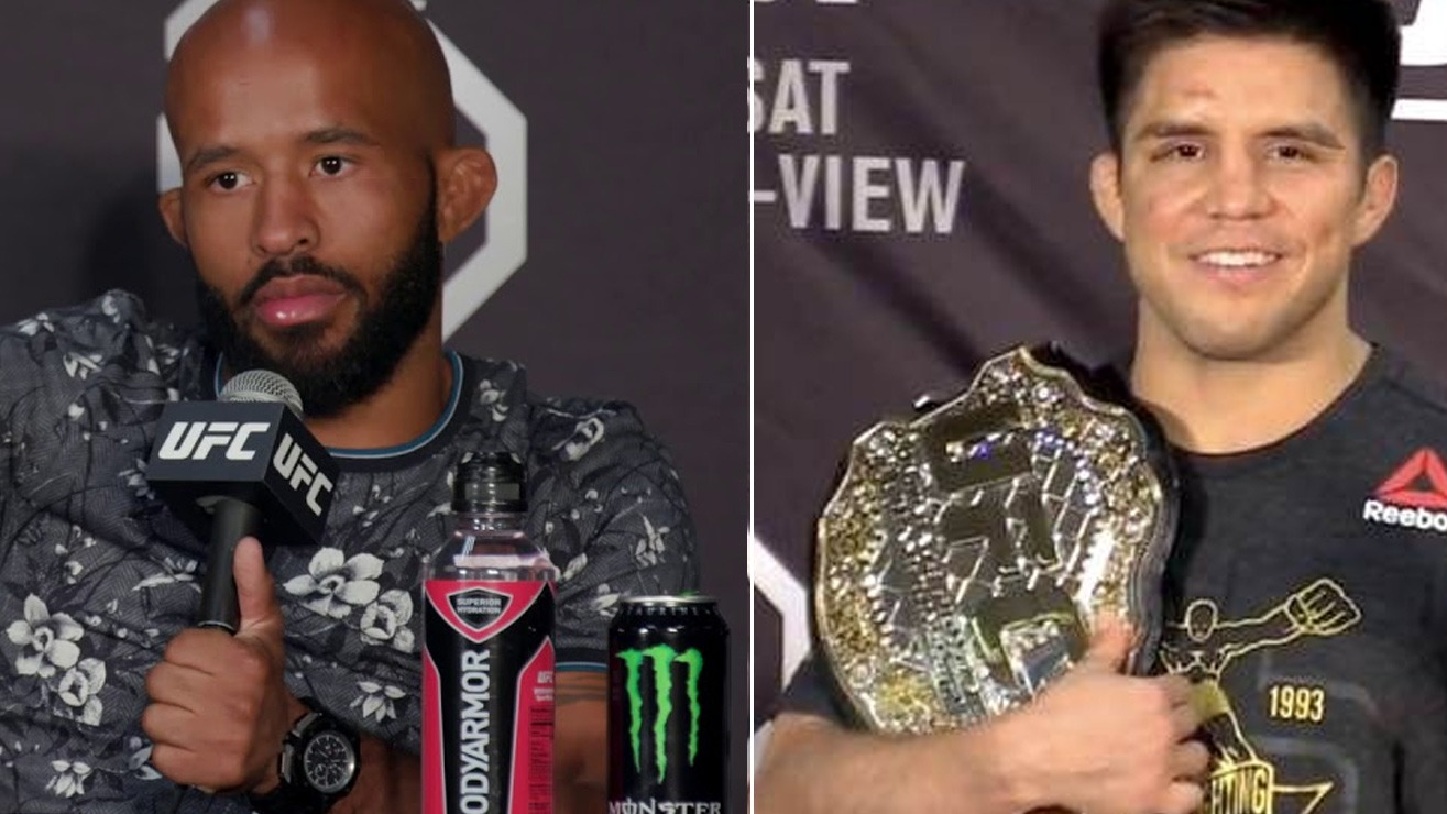 Henry Cejudo On Demetrious Johnson's Trilogy: 'We Need New Storylines In Our Weight Class'