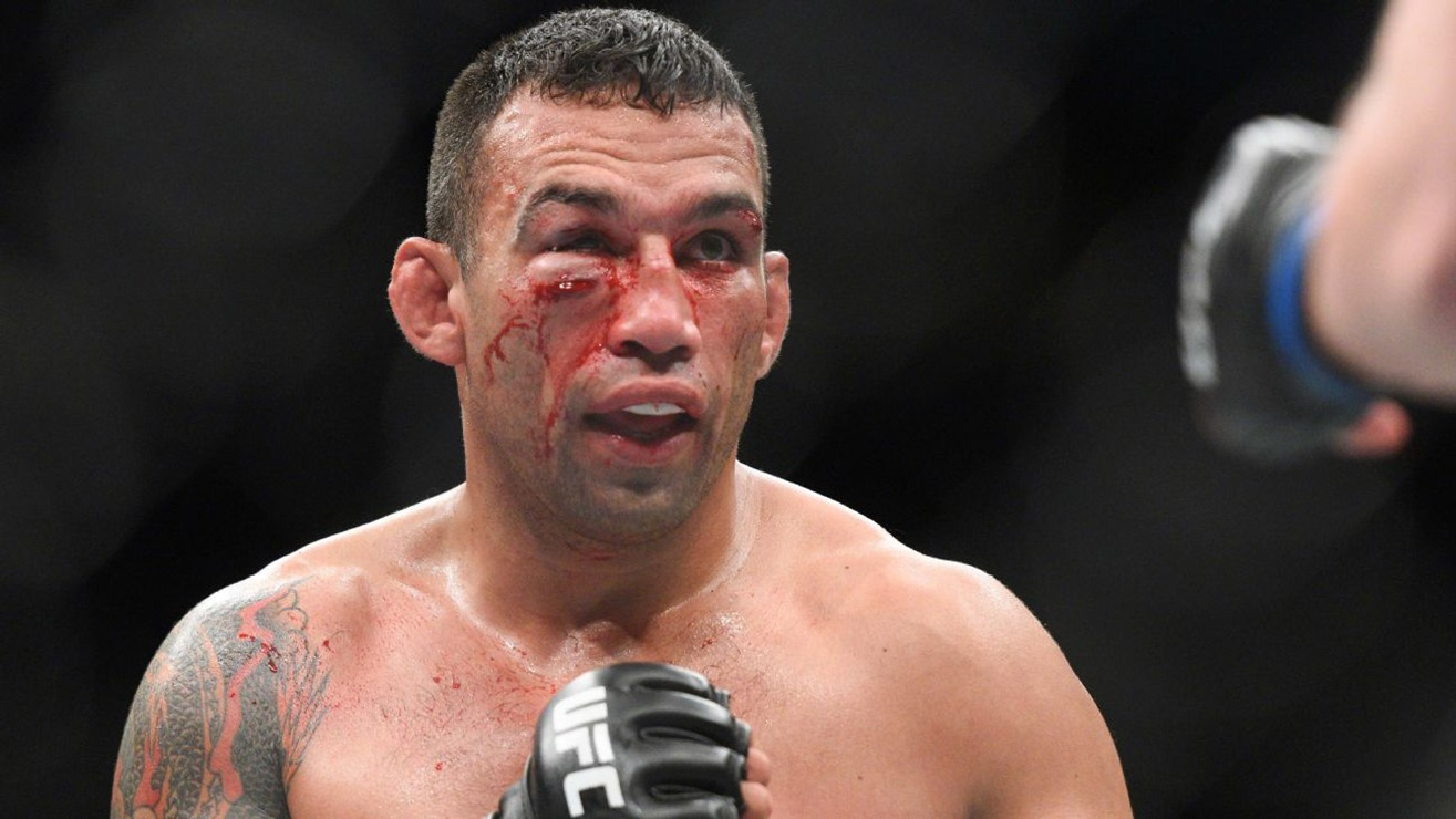 Fabricio Werdum Sanctioned By USADA With Two Years Suspension!