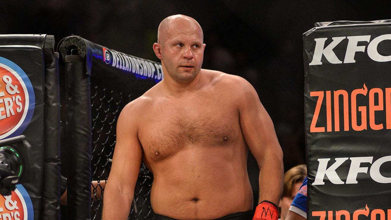 Fedor-Emelianenko-4 All-Time Best MMA Fighters