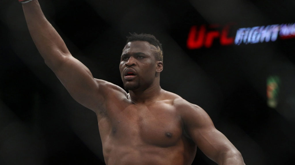 Francis Ngannou Annihilates Alistair Overeem In A Violent Fashion