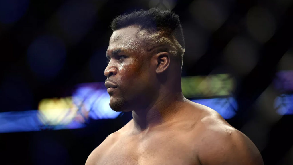 Francis Ngannou Wants A Title Shot And A Rematch Against Stipe Miocic
