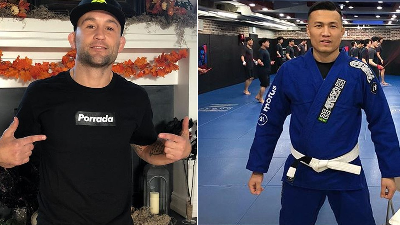 Breaking: Frankie Edgar Forced Out Of UFC Denver Due To Injury, Yair Rodriguez Stepped In
