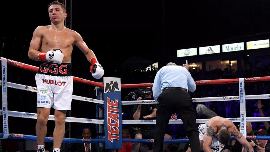 GGG Scores Brutal Second Round Knockout Over Vanes Martirosyan