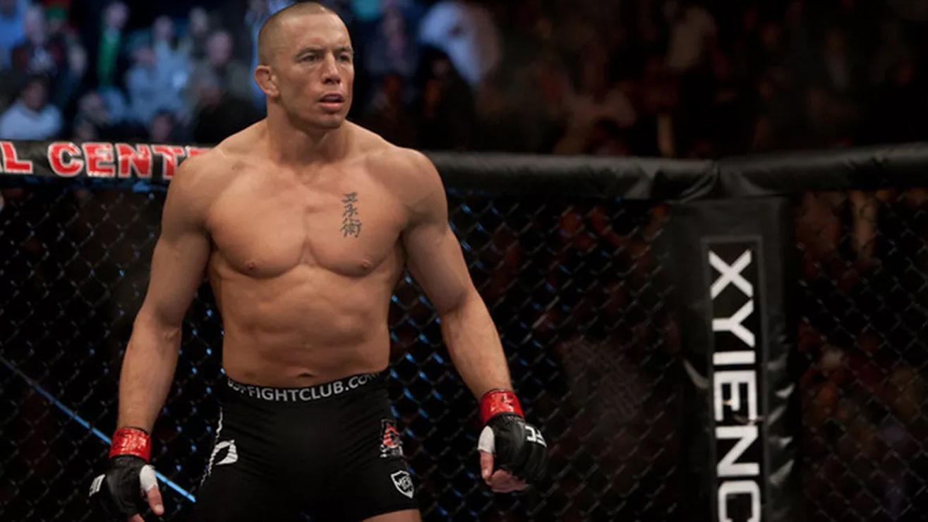 Georges-St-Pierre-7 All-Time Best MMA Fighters