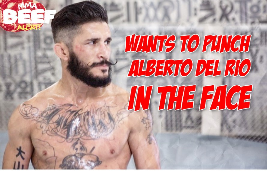 Beef Alert: Ian McCall wants to unretire to fight 'worthless' Alberto Del Rio