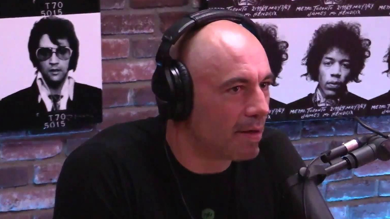 Joe-Rogan-Podcast Joe Rogan - From UFC Announcer To Psychedelic Commentary Superstar