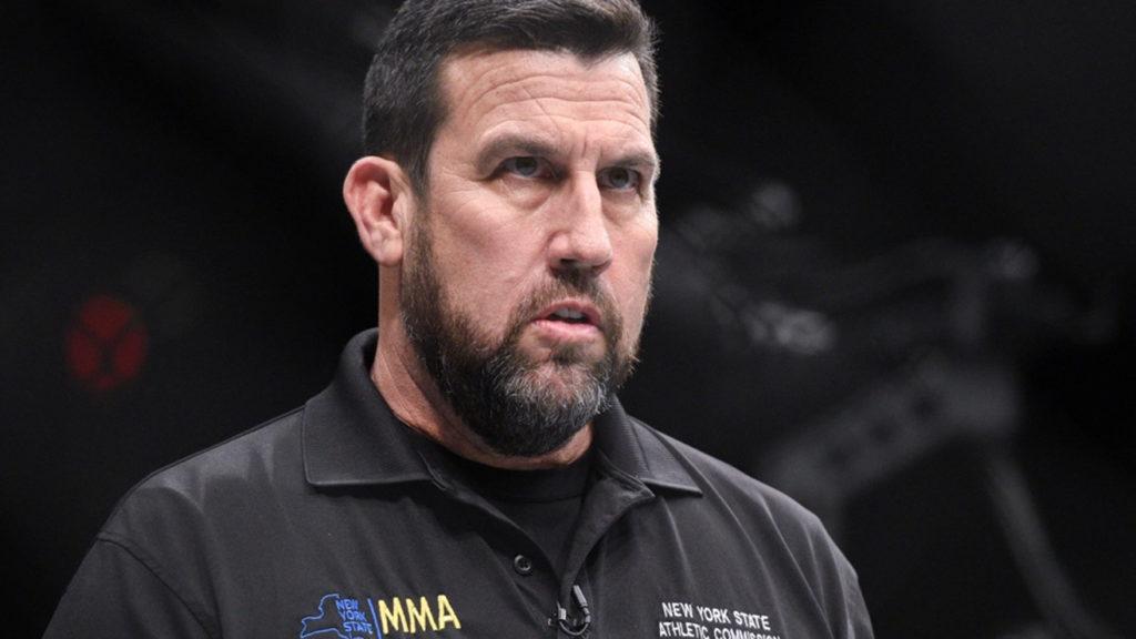 """""""Big"""" John McCarthy Believes Masvidal vs Diaz Ended Too Early"""