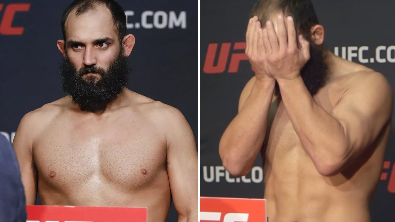Johny-Hendricks-2 The Most Dangerous And Worst Weight Cuts In UFC History