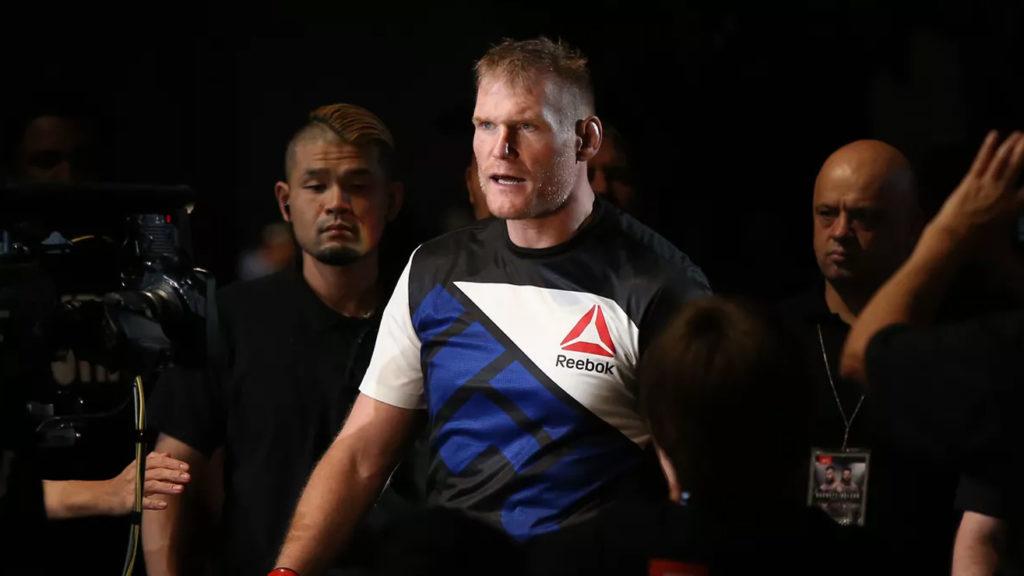 Heavyweight Josh Barnett Released From UFC