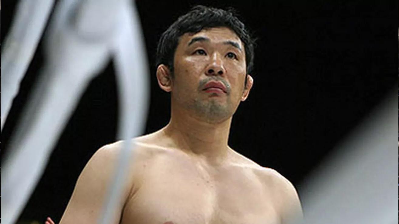 Kazushi-Sakuraba-2 All-Time Best MMA Fighters