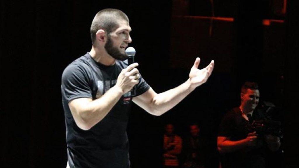 Khabib Threatens UFC: 'If You Cut Zubaira Tukhugov, You'll Lose Me Too'