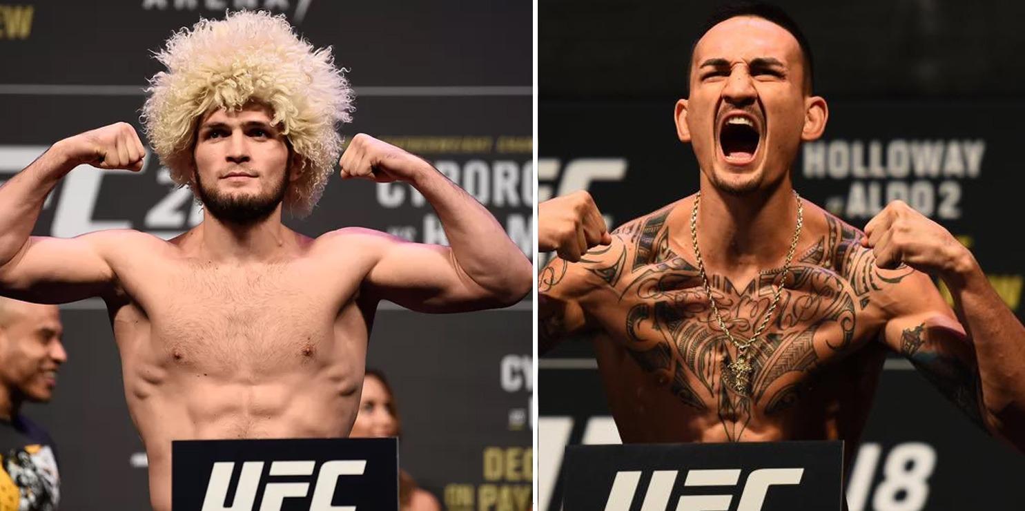UFC 223 Official Weight-In Results: Holloway Vs. Nurmagomedov