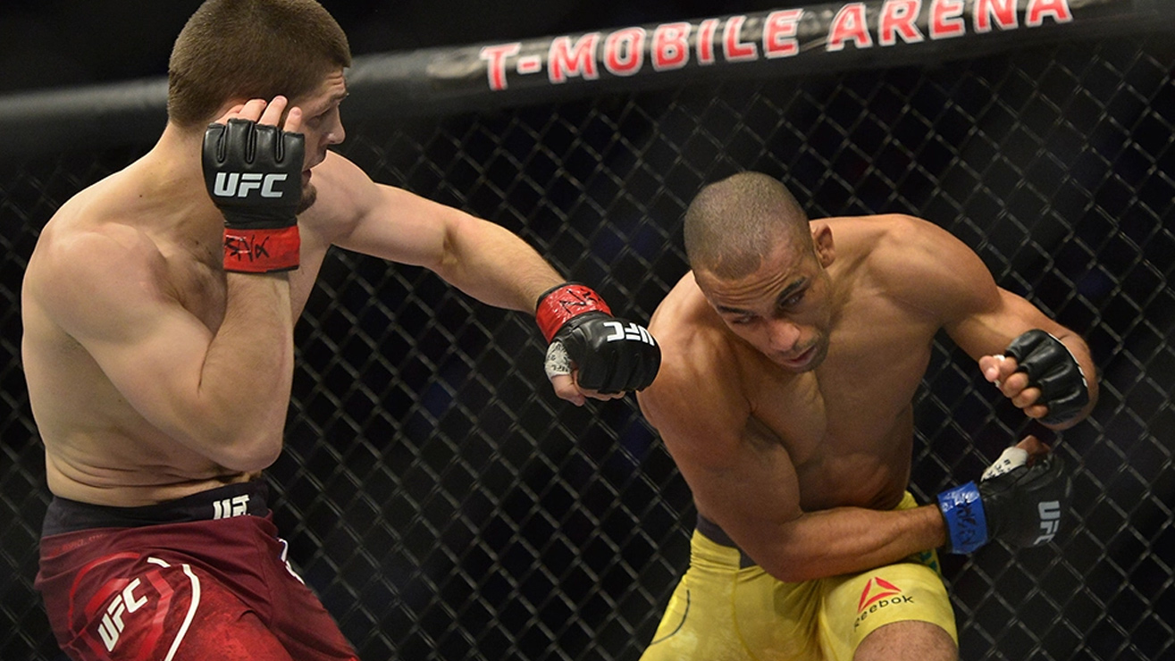 Edson Barboza Refuses To Refer Khabib Nurmagomedov The Best Lightweight