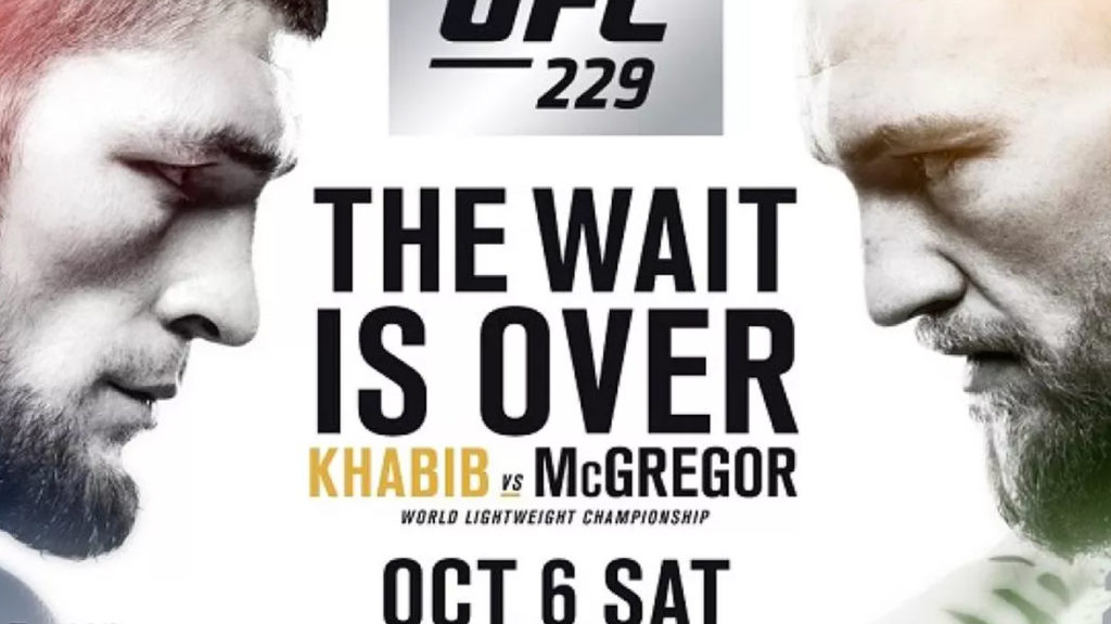 UFC 229 Breaks The Records – Tickets Nearly Sold Out, Second Largest UFC Live Gate Already