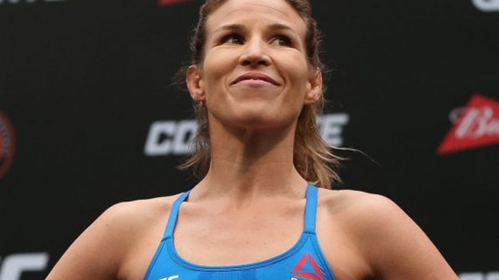 Leslie Smith Planning To Take A Legal Action Against UFC