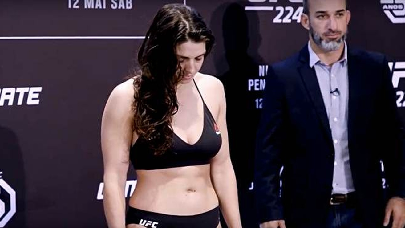 Mackenzie-Dern-1-4 The Most Dangerous And Worst Weight Cuts In UFC History