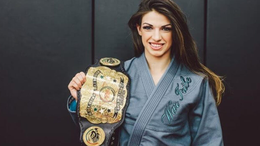 Mackenzie Dern Headed For UFC Debut