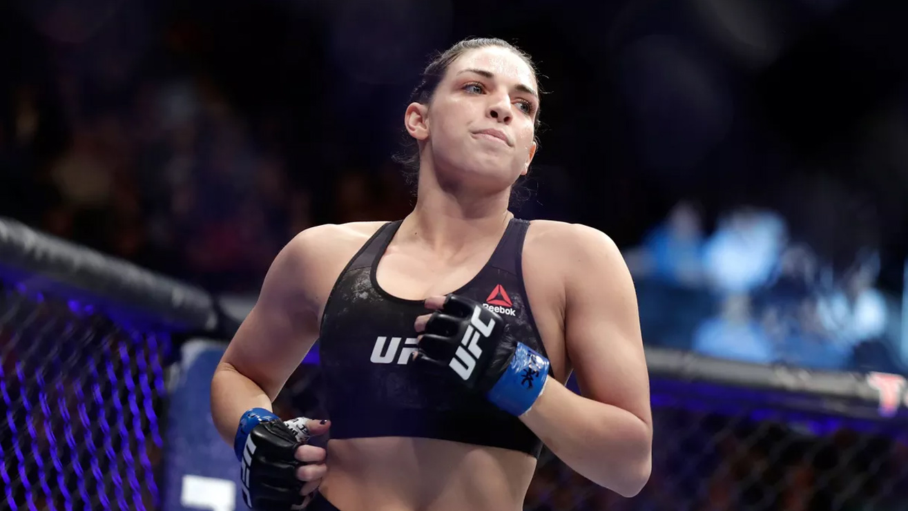 Mackenzie Dern Says The MMA Lab Coach Asked Her To Leave The Team After UFC Debut