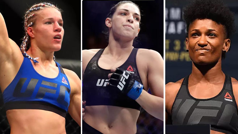 Two UFC Strawweights Blasts Mackenzie Dern's Presence In UFC Rankings
