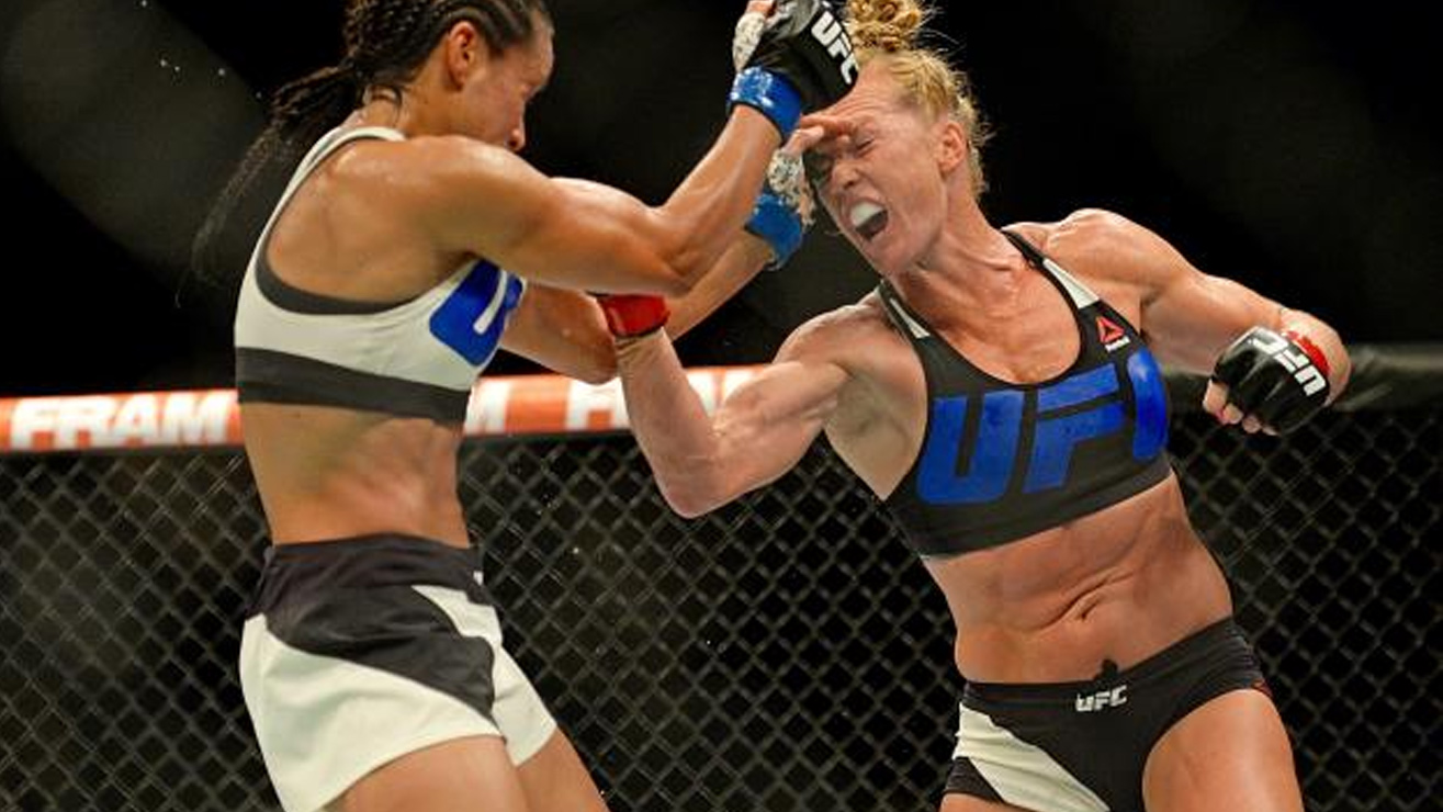 Marion-Reneau-Holly-Holm Holly Holm