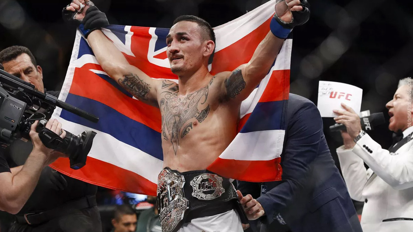 Max Holloway – Complete Profile: Height, Weight, Fight Stats