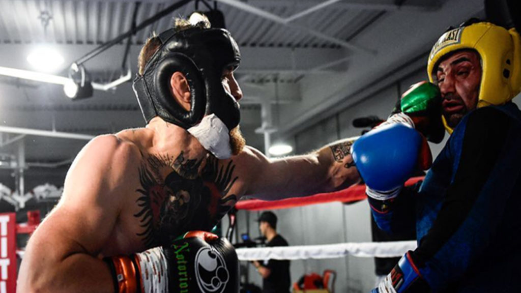WATCH: McGregor And Malignaggi Infamous Sparring Footage Just Released