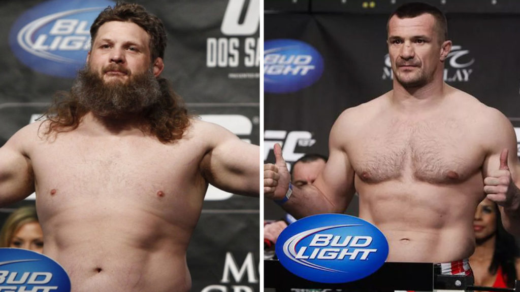 Mirko Cro Cop Blasted 'Fat Disrespectful' Roy Nelson And His Disgusting Beard Over 'PED' Accusation