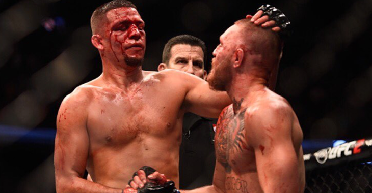 Nate-Diaz-Conor-McGregor Conor McGregor States Out His Terms For Next Fight