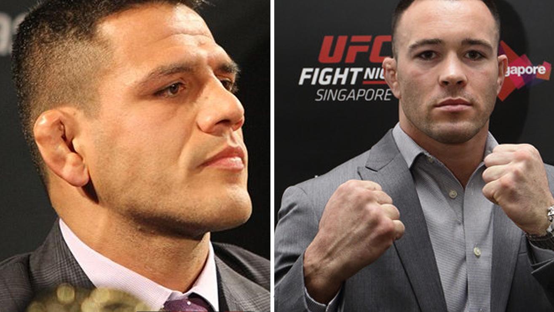 Rafael-Dos-Anjos-Vs.-Colby-Covington-2 UFC 225 Main Card Picks And Predictions