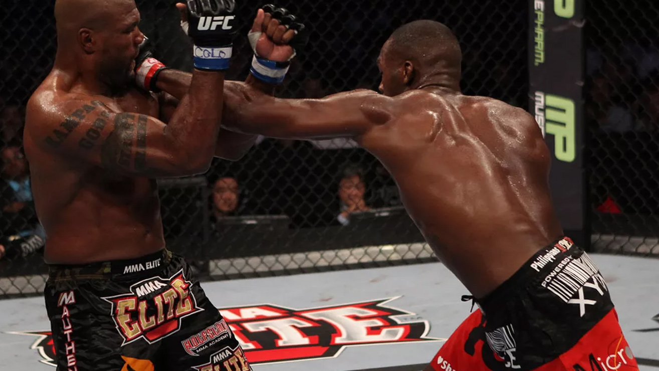 Rampage Jackson Complete Profile Height Weight Fight Stats