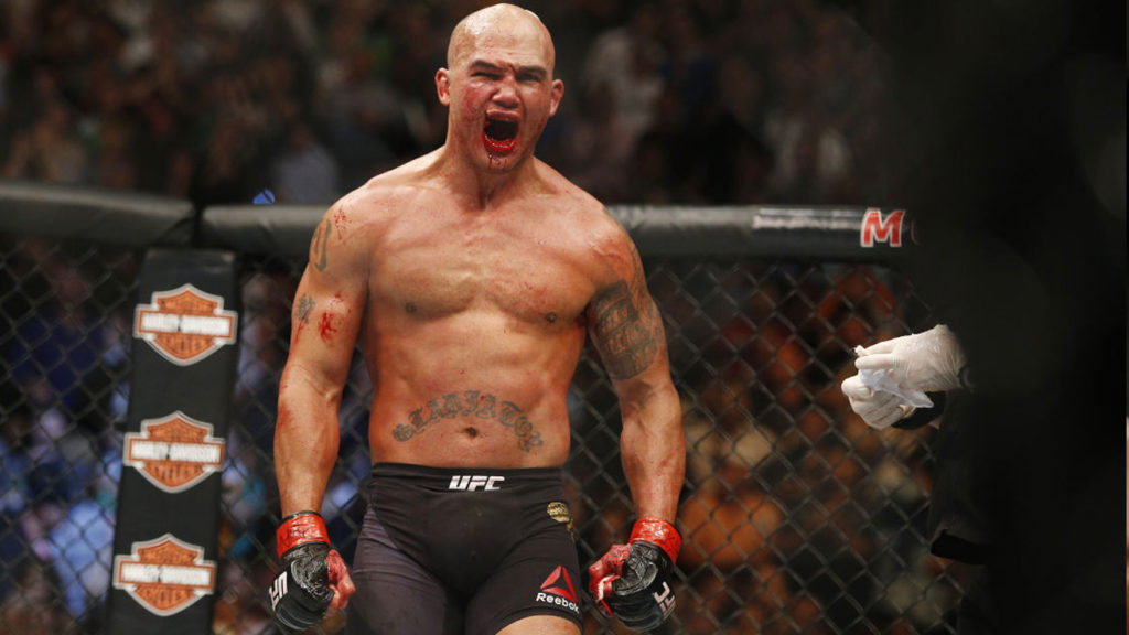 Robbie Lawler  – Complete Profile: Height, Weight, Fight Stats
