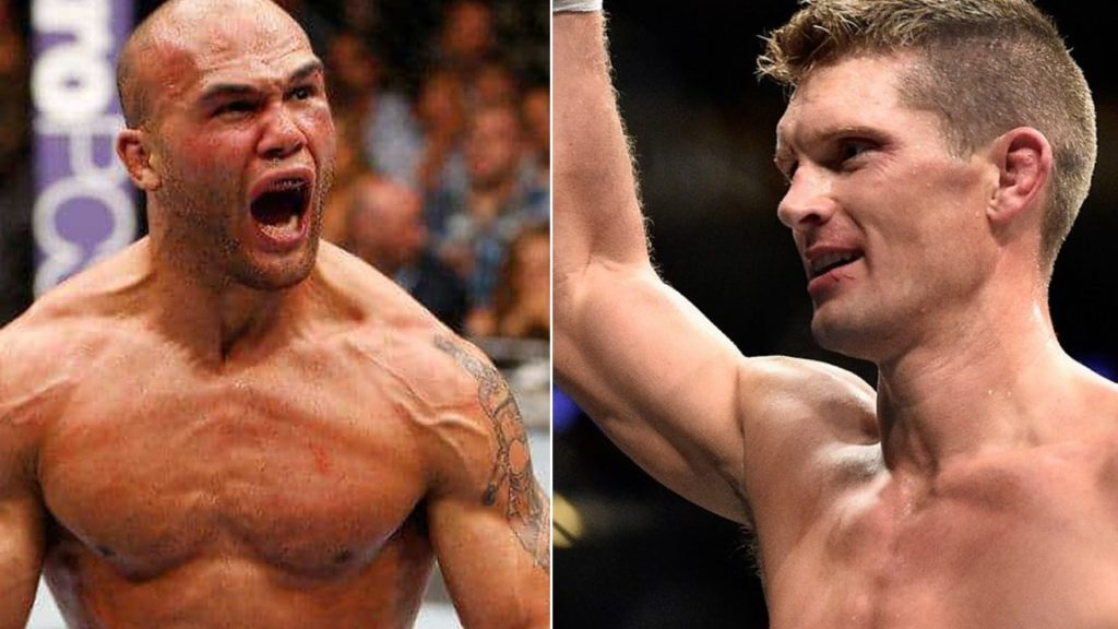 Robbie Lawler Vs. Stephen Thompson In Works For UFC's First ESPN Card In January