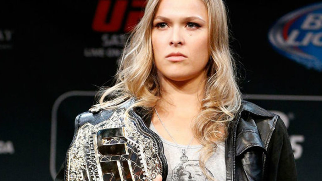Ronda Rousey – Complete Profile: Height, Weight, Fight Stats