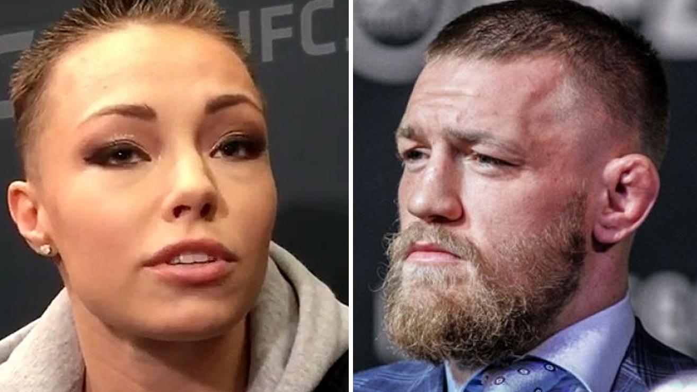Rose Namajunas Rejected Conor McGregor's Social Media Apology: 'F**k That'