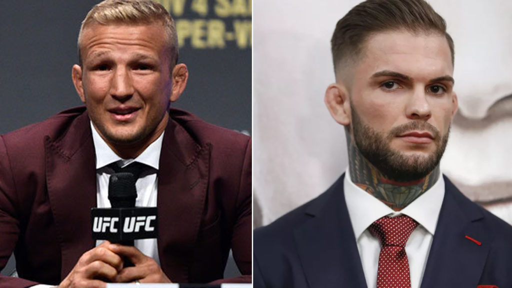 TJ Dillashaw Believes Second Win Over Cody Garbrandt Will Makes Him Best Bantamweight Ever