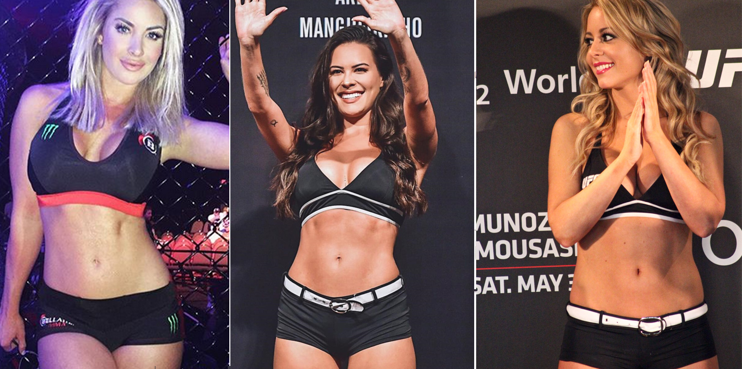 Top 10 Most Beautiful Mma Ring Girls 2018  Middleeasycom-2736