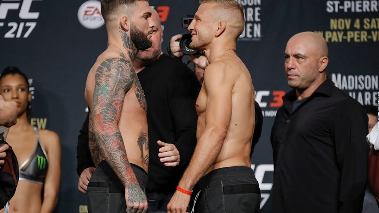 How To Watch UFC 227: Full Fight Card, Start Time & Results