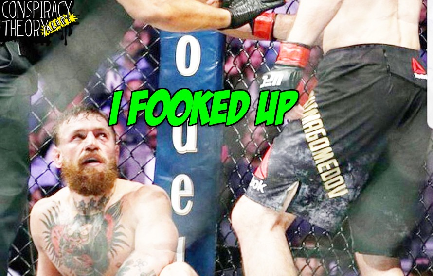 New Video: Did Conor McGregor apologize to Khabib during the fight?