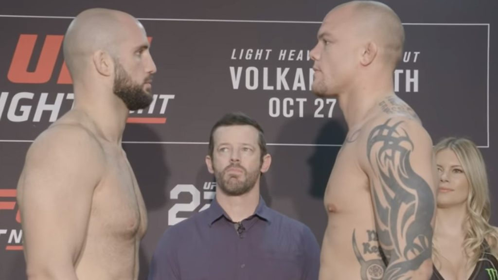 How To Watch UFC 'Moncton' 'Oezdemir vs. Smith': Full Fight Card, Start Time & Results