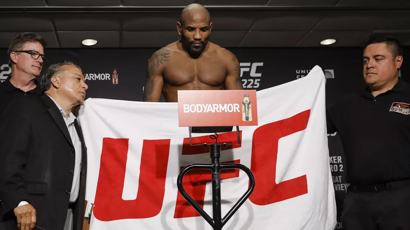 Yoel-Romero-4-1 The Most Dangerous And Worst Weight Cuts In UFC History