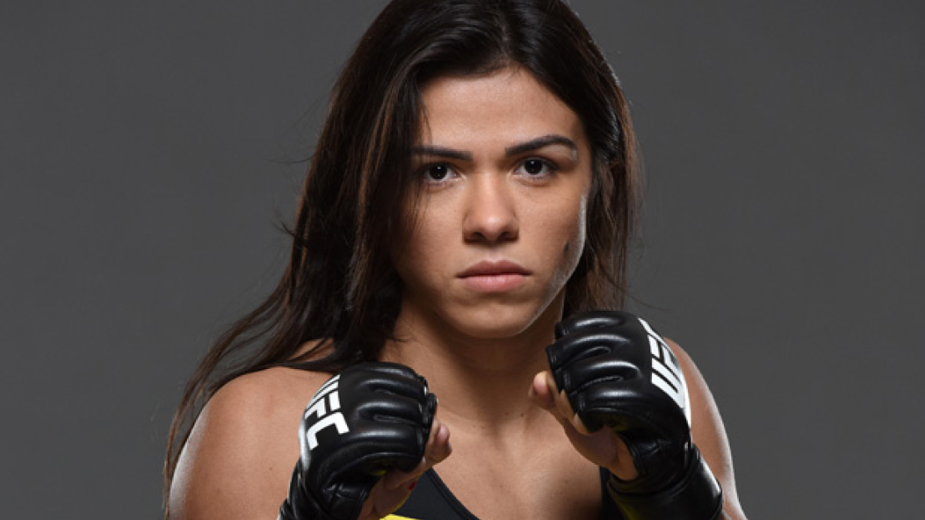 claudia The Top 5 Current Female Fighters in MMA