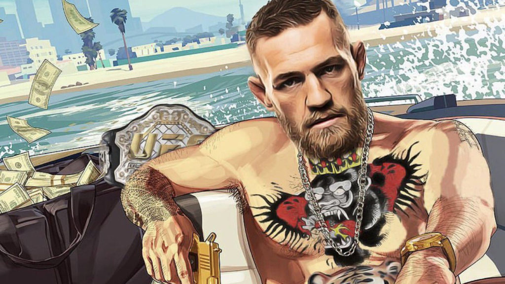 Conor McGregor Breaks Silence On Twitter Throw A Hint At Lightweight Title Fight Against Tony Ferguson