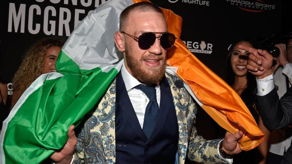 """Conor Mcgregor Reveals """"There Is A fighter With the Interim Lightweight Belt. I Feel That will Be Next."""""""