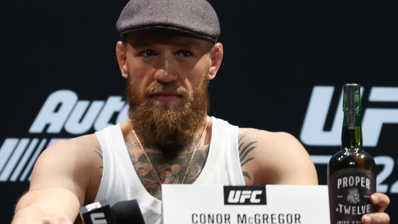 Conor McGregor Hopes For Monstrous $50 Million Payday At UFC 229
