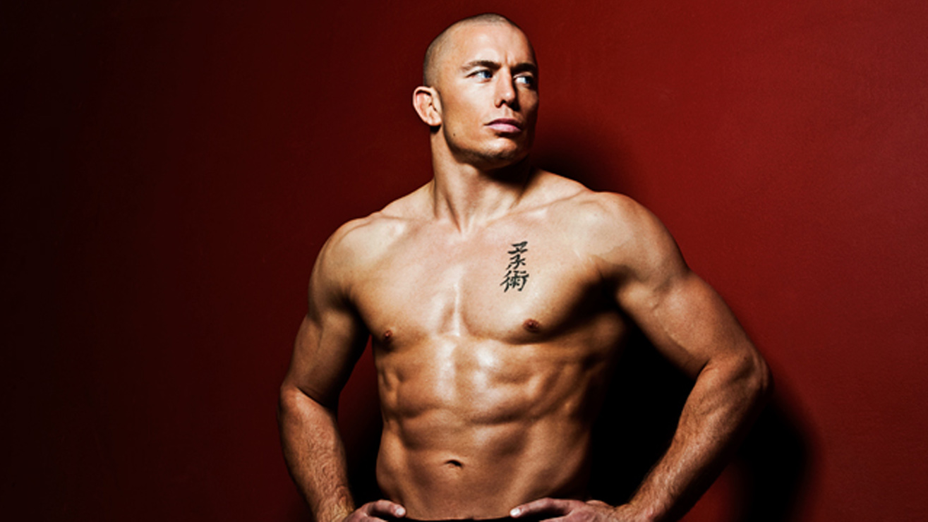 gsp-3 The Top 7 Richest UFC Fighters
