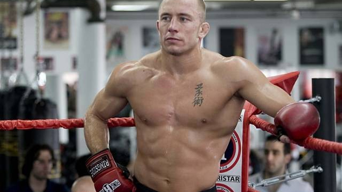 GSP's Coach Unaware Of Nate Diaz Fight In The Works For UFC 227