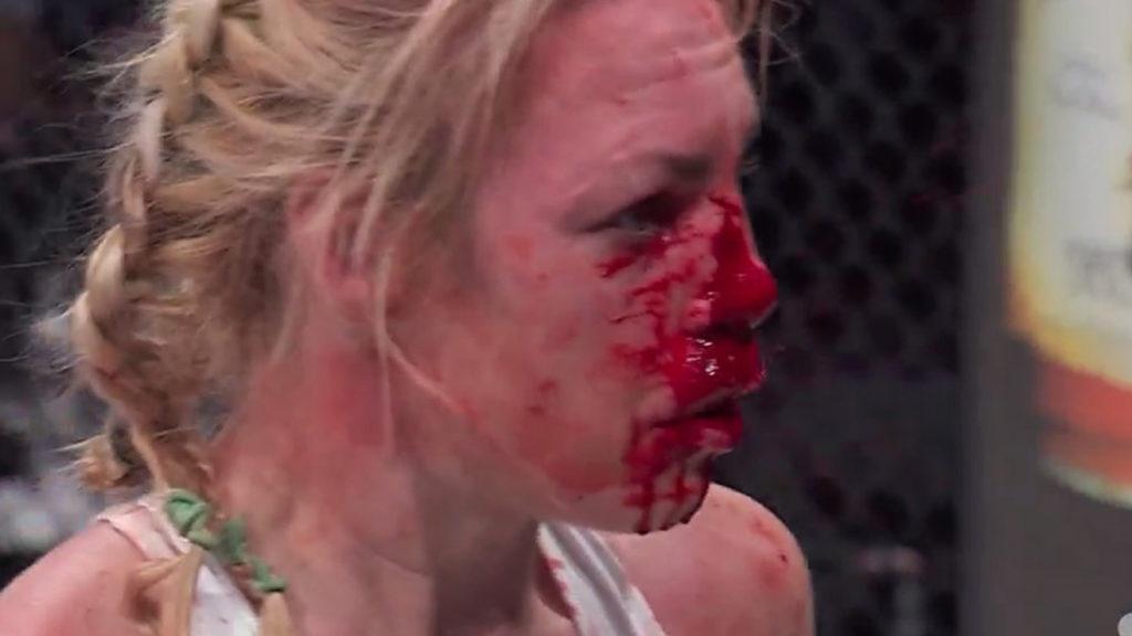 Bellator 185: Kristina Williams Shatters Heather Hardy With TKO