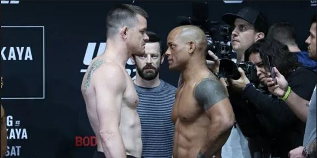 Hector Lombard Plans To Appeal UFC 222 DQ Loss