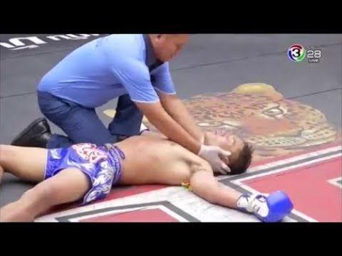 Teep Kick To Heaven – Unrealistic Muay Thai KO!